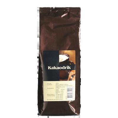 Chokolade- Cappuccinopulver