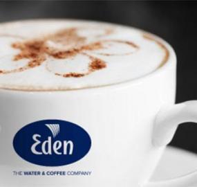 Eden Springs kaffemaskin
