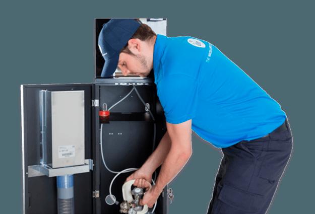 Teknisk service og vedligeholdelse