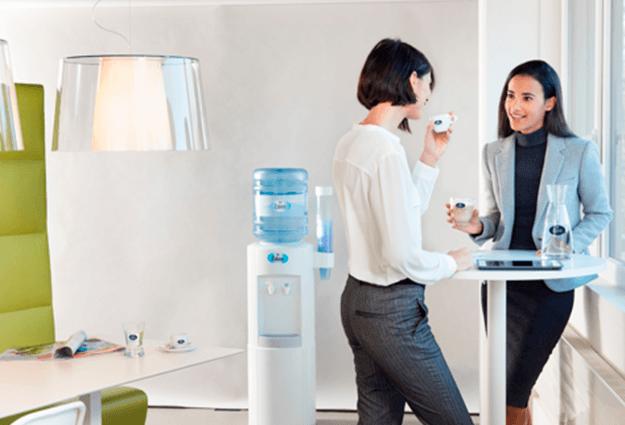 Din løsning til vandkølere på kontoret