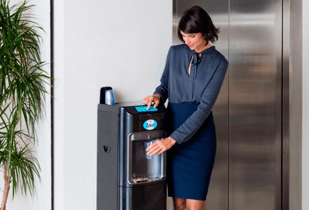 drikkevandskøler med filter til kontor